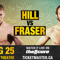 Live results: Score Fighting Series, Hamilton, Aug.25