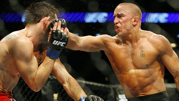 Georges St. Pierre medically cleared to fight Carlos Condit at UFC 154 on Nov. 17 in Montreal