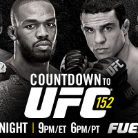 Quick note: The Countdown to UFC 152 Begins Tonight on Fuel TV