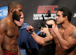 UFC 152 weigh in results and recap (pics)