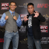 UFC enters China, the birthplace of martial arts on Nov. 10