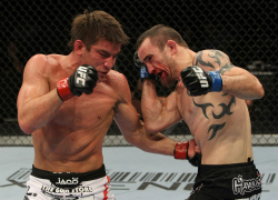 Canadian lightweights Makdessi vs. Stout on for UFC 154 in Montreal