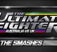 Cast announced for The Ultimate Fighter: Australia vs UK – The Smashes