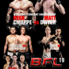 Battlefield Fight League 19 fight card for Nov. 9 in Penticton B.C.