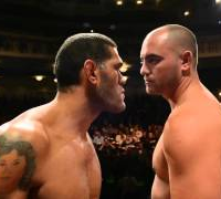 UFC on FX 5 weigh in video results LIVE from Minneapolis for 'Browne vs. Bigfoot'
