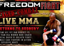 Freedom Fights 12 results from Sudbury, Ontario