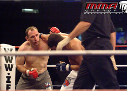 IFL Fight League Illinois fight photos