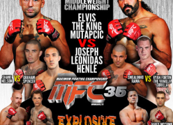 "MFC 35 ""Explosive Encounter"" results and recap"