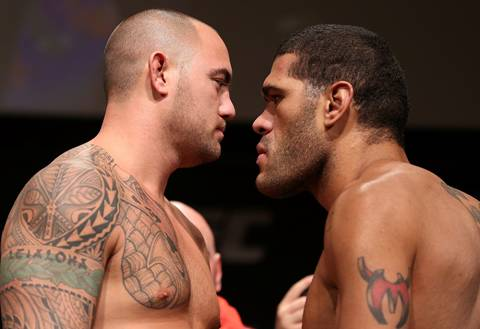 UFC on FX Weigh-In Results and Pic: Bigfoot to have 20 lbs advantage