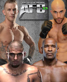 """Aggression FC 13 results for """"Alessio vs Mazany"""": Main-Event ends in a no contest due to accidental eye poke"""