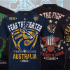 Product Review: Fear The Fighter clothing line, the story behind the name