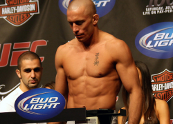 UFC 154 weigh in video and results LIVE from Montreal, Quebec