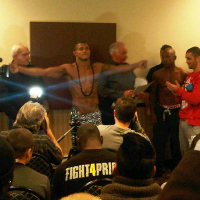 Slamm1: Tristar Fights weigh in results and video
