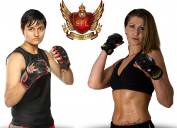 Canadian Charmaine Tweet to fight Puja Kadian in female featherweight bout in India at SFL 10