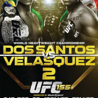How to watch UFC 155 'Dos Santos vs. Velasquez 2' tonight (Dec. 29)