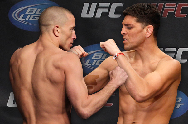 Dana White says that champion Georges St-Pierre will face Nick Diaz next