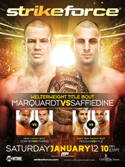 Watch the final Strikeforce weigh in live at 5pm ET on MMACanada.net