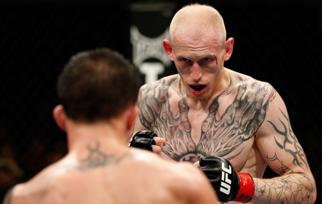 Mike Ricci vs. Colin Fletcher added to Montreal UFC 158 card