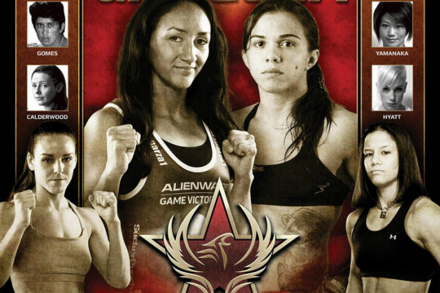 Invicta FC 4: All Female fight-card weigh-ins open to public, streaming via promotions website