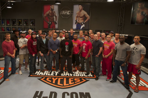 FX announces cast of The Ultimate Fighter 17