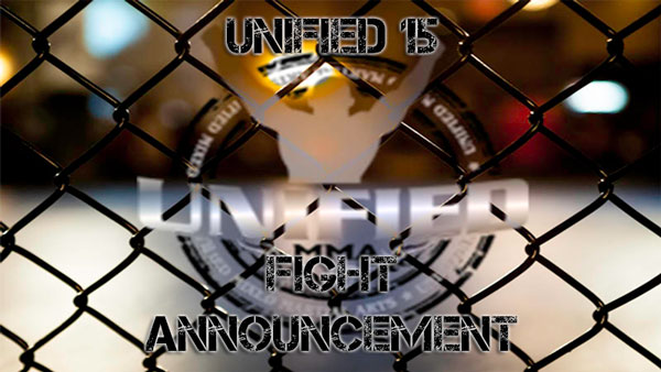 Unified MMA 15: Flyweight bout confirmed as Roy Park battles Evan Cardinal in Edmonton