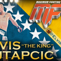 """Elvis """"The King"""" Mutapcic is the world's most dangerous middleweight according to MFC"""