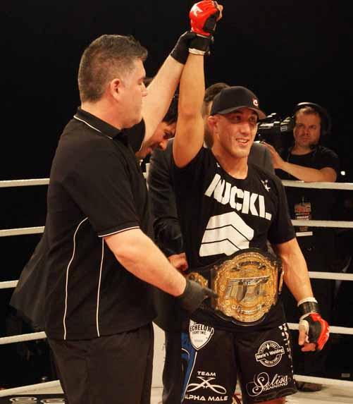 MFC 36: Reality Check full fight results and recap