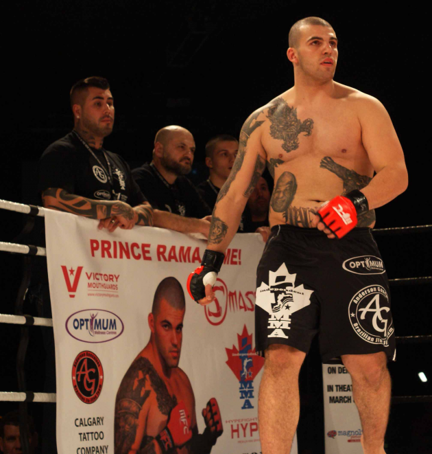 Maximum Fighting Championship announces four fights for MFC 37