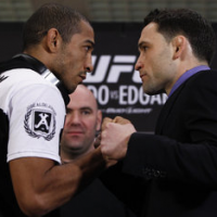UFC 156 'Aldo vs. Edgar' weigh in results and LIVE video stream from Las Vegas