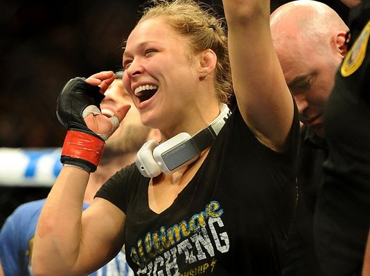 "UFC 157 salaries announced for ""Rousey vs. Carmouche"" card"