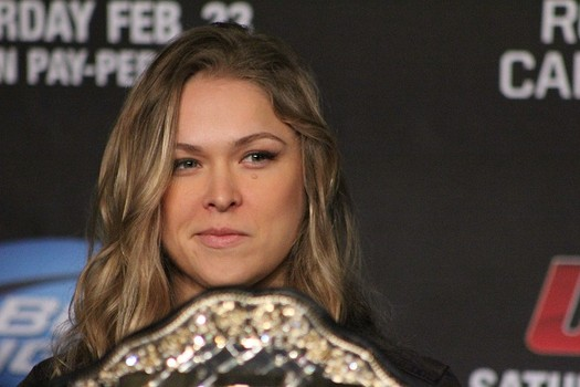UFC 157: ROUSEY vs CARMOUCHE Post-fight Press Conference Video