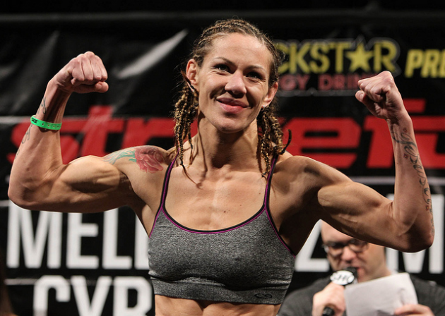 Invicta FC 5: Ediane Gomes Injured; Cris Cyborg To Face Fiona Muxlow