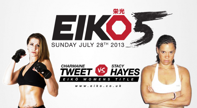 Charmaine Tweet vs. Stacy Hayes women's Eikö title fight booked for July 28 in England