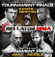 Bellator 94: Awad vs. Rickels preview for March 28 from Tampla, Florida