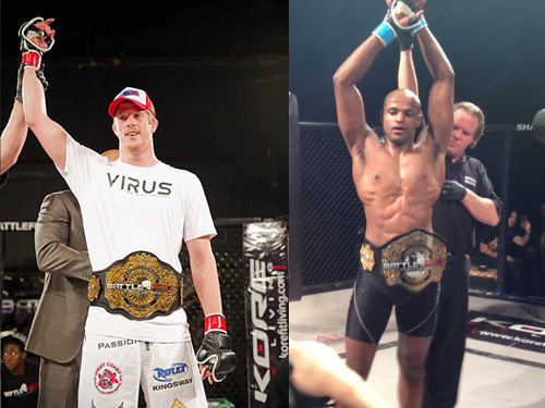 Brakefield vs. Xavier at BFL24 on June 8th for the World Middleweight Title