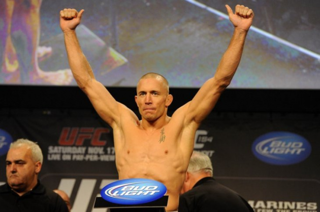 Live Video Stream: UFC 158 weigh in video LIVE from Montreal for 'St. Pierre vs. Diaz'