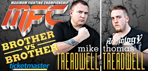 History in the making as Maximum Fighting Championship announces Brother vs. Brother matchup at MFC 37