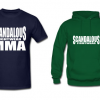 Product Review: Scandalous Fightwear brings attitude and class to the fight game