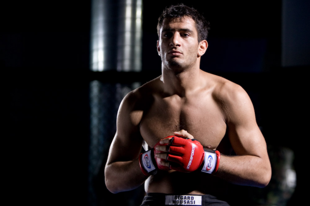 UFC on Fuel TV 9: Mousasi  vs. Latifi preview for Stockholm, Sweden