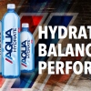 Contest: Win a 1 year supply of Aqua Hydrate supercharged water