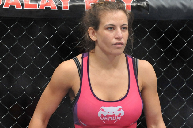 Miesha Tate vs. Liz Carmouche official for UFC on FOX 8 in Seattle