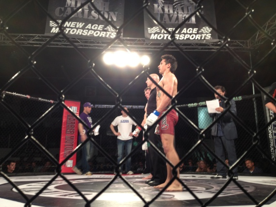 """Prestige MMA """"The Rising"""" results from Weyburn, SK"""