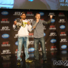 Photos: UFC 161 press conference in Winnipeg, Manitoba