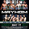Aggression Fighting Championship 18 fight results from Victoria, BC