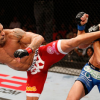 UFC on FX 8 highlights including crushing head kick KO by Belfort in Brazil