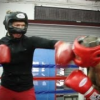 Video: Watch Ronda Rousey spar with boxing champion Vic Darchinyan