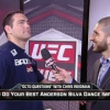 UFC 162: Watch Chris Weidman impersonate Anderson Silva's voice and dancing
