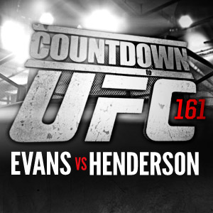 Countdown to UFC 161 Winnipeg debuts June 11 on FUEL TV