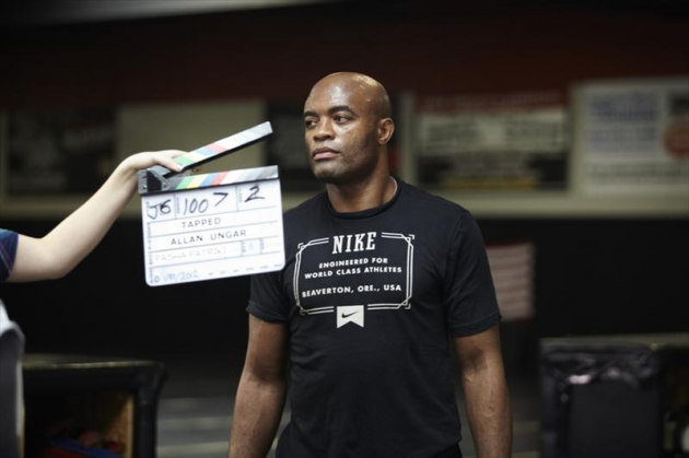 Video: Watch TAPPED movie trailer starring UFC's Anderson Silva and Lyoto Machida