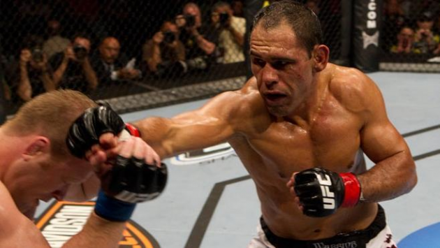 UFC 161 Winnipeg: Antonio Rogerio Nogueira injured and out of fight with 'Shogun' Rua